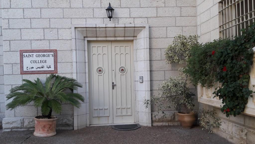 Saint Georges College, Jerusalem