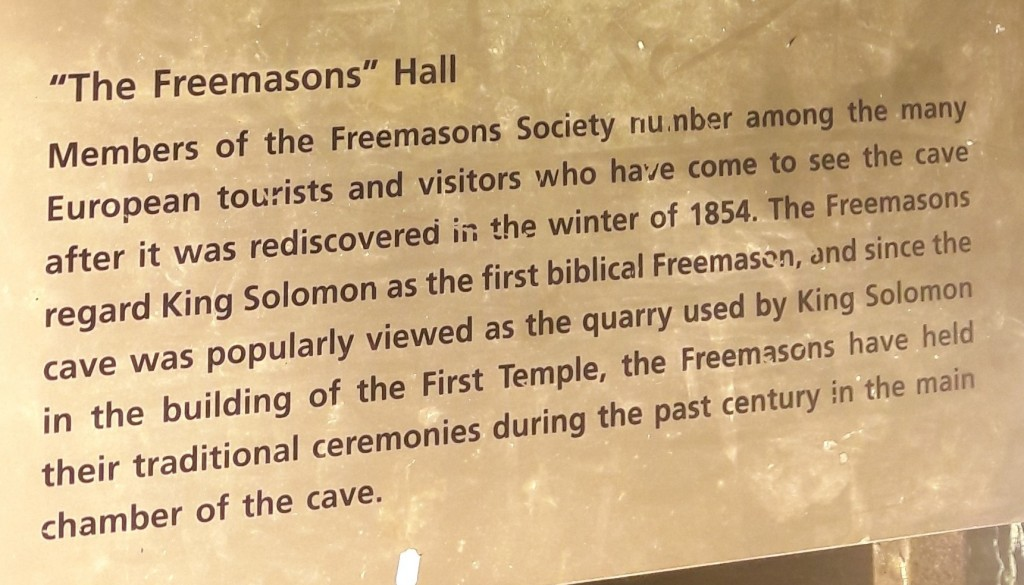 The Freemasons Hall -